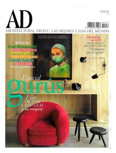 revista architectural digest españa